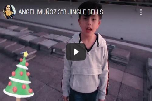 """Jingle bells"" por Angel Muñoz"