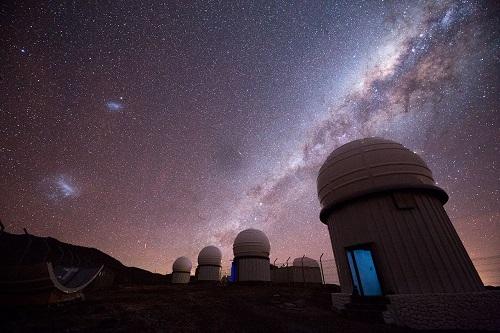 Tour Astronómico Virtual