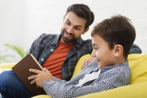 Taller para padres: Desarrollando habilidades en la lectura y escritura en niños y niñas