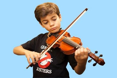 Invitación a taller particular de violín