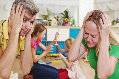¿Qué es el stress parental?